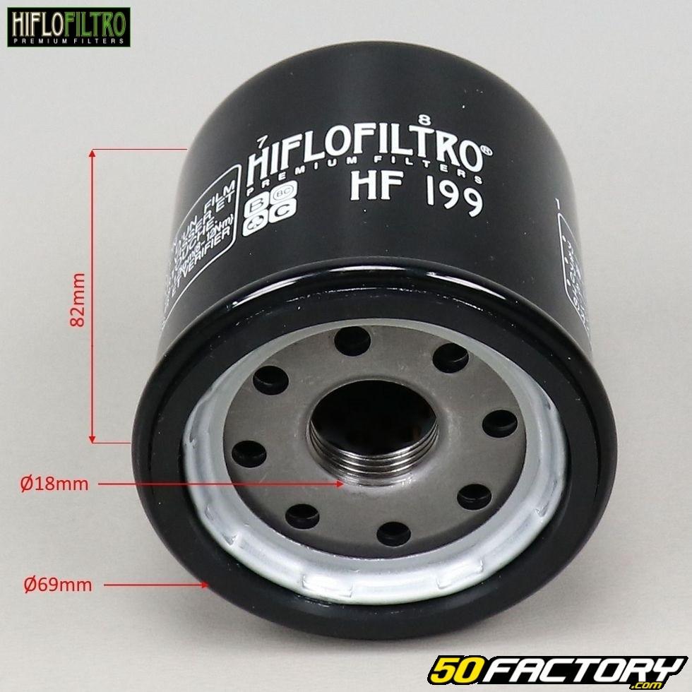 HF199 Hiflo Oil Filter Compatibility