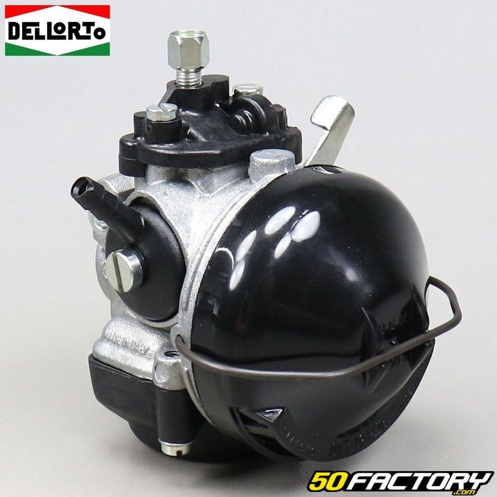 Carburettor Dellorto SHA 14 12L starter manual - Motorcycle