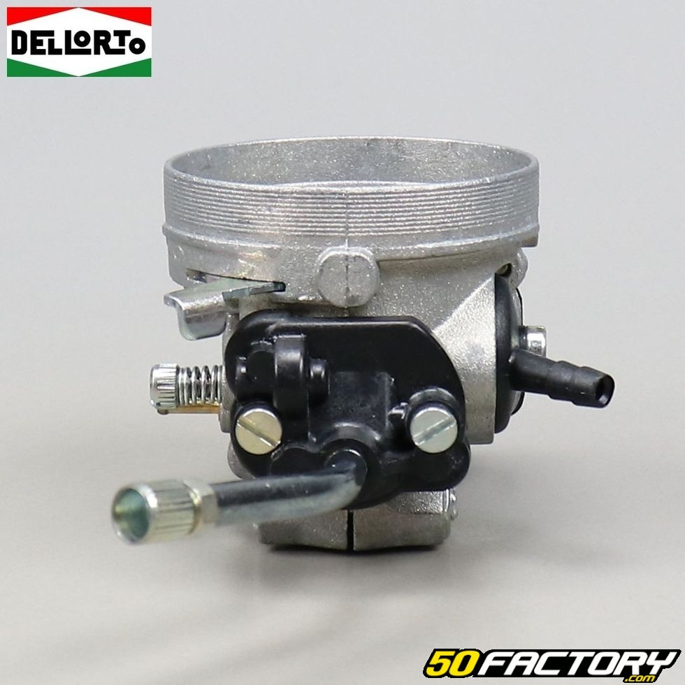 Carburettor Dellorto SHA 14 12N starter manual - Motorcycle