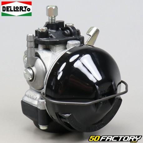 Carburettor Dellorto SHA 15 15G greasing and startleveraged