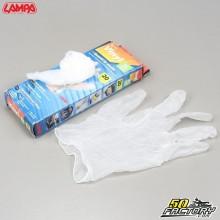 Misura meccanica guanti in vinile senza polvere XL (coppie x20)