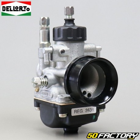 Starter Manuel pour carburateur PHBG 19-21MM DellOrto
