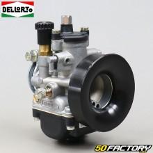Carburateur Dellorto PHBG 18 CS montage rigide, starter à levier, graissage séparer