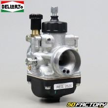 Carburateur Dellorto PHBG 17 AS montage rigide, starter à levier