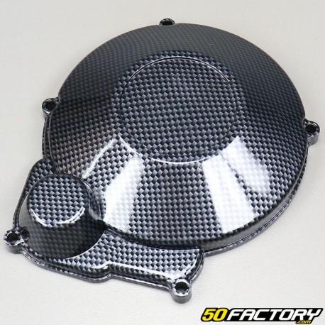 Tapa de encendido AM6 Minarelli carbon