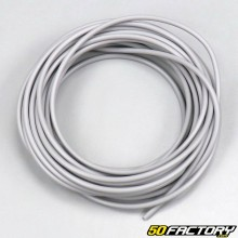 Electric wire 0.5mm universal gray (5 meters)