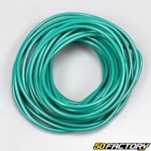 Electric wire 0.5mm universal green (5 meters)