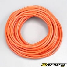 Electric wire 0.5mm universal orange (5 meters)