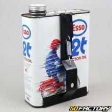 Oil canister bracket vintage Motobécane, Peugeot, Solex ...