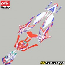 Original decoration kit Beta  RR  Racing factory (Since 2011)