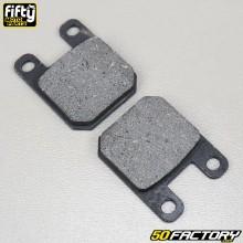 Organic brake pads Derbi Senda (before 2011), XP6, TKR,  Yamaha... Fifty