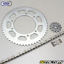 Chain Kit Afam 13x53x130 Derbi Senda  et  Gilera Smt, Rcr (for spoke rim)