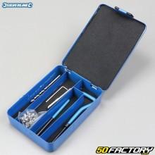 Silverline Reparaturbox für Helicoil-Schrauben Typ M5x0.8mm
