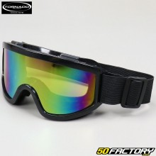 Goggles cross MX Tornado irridium screen