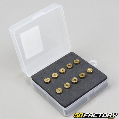 Aspersores (kit de ajuste) Ø5mm SHA, PHBG 100 a 122