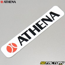 Sticker Athena white 40x200mm