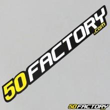 Aufkleber 50 Factory