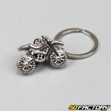 Porte clés Moto-Cross