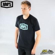 Camiseta 100% Bind negro talla L