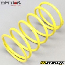 MBK yellow clutch thrust spring Booster,  Yamaha Bw's (since 2004) Artek  K1
