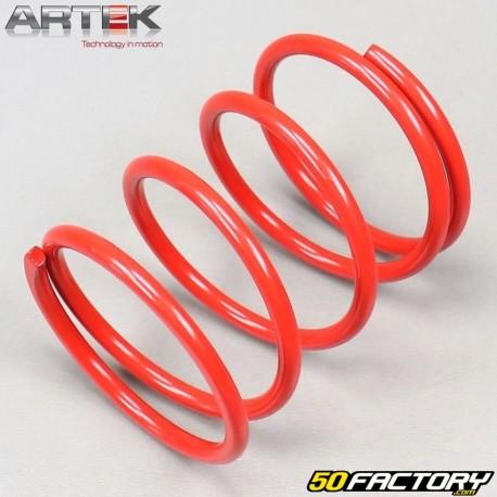 Ressort de poussée d'embrayage rouge 4.5 MBK Booster, Yamaha Bw's (depuis 2004) Artek K1