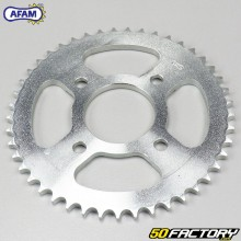 Rear sprocket 45 teeth steel 428 Brixton Steel Crown, Daelim, Honda, Mash... Afam