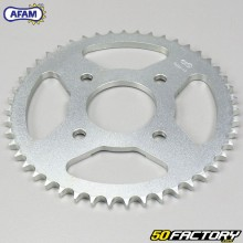Rear sprocket 47 teeth steel 428 Brixton Steel Crown, Daelim, Honda, Mash... Afam
