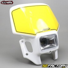 Cemoto Six Days faro blanco V1