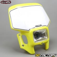 Cemoto Six Days headlamp yellow