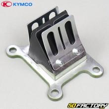 Original reed valve block Kymco Agility 50 2T