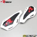 Carenado protector de manos  Racetech HP1 blanco