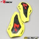 Carenado protector de manos  Racetech HP1 amarillo