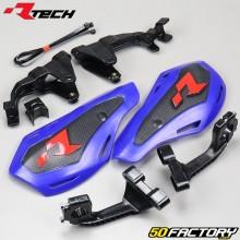 Protectores de manos Racetech HP1 azules