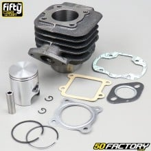 Cylindre piston Minarelli vertical Mbk Booster, Yamaha Bws... 50 2T FIFTY