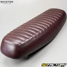 Selle marron Brixton BX 125 (2016 à 2019)