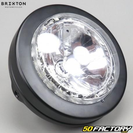 Brixton BX 125 faro negro