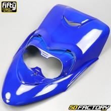Face avant Yamaha Bw's NG, MBK Booster Rocket 50 2T Fifty bleue