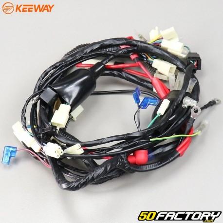 Faisceau électrique Keeway RY6 50 2T