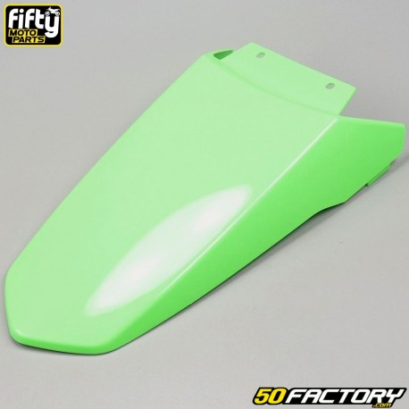 Guardabarros trasero FIFTY Derbi verde Senda DRD Racing