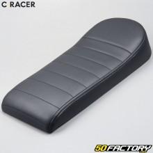 Sella scrambler C-RACER V2 nero universale