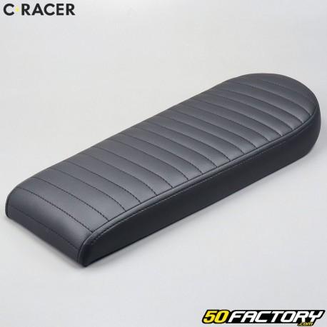 Sella scrambler C-RACER V1 nero universale