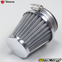 Conical air filter Brazoline 52mm