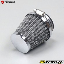 Conical air filter Brazoline 48mm