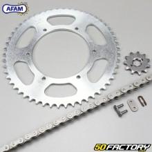 Chain Kit 11x53x128 Derbi Senda DRD Xtreme, Gilera SMT (spoke rim) Afam