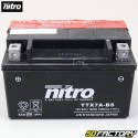 Batterien Nitro YTX7A-BS 12V 6Ah Säure Vivacity,  Agility,  KPW,  Orbit...