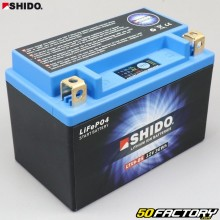 LTX9-BS 12V 3Ah lithium battery Piaggio Zip,  Sym Orbit,  Xmax,  Burgman... Shido