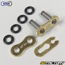 Kettenschnellbefestigung 520  Afam (O-Ringe) Gold
