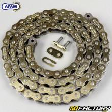 Cadena 420 Afam 98 enlaces de oro reforzados