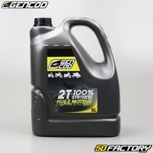 Olio motore 2T Gencod Sintesi 100% 5L