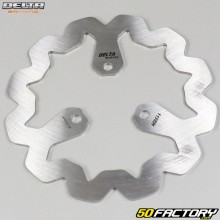 Rear brake disc Sherco,  Rieju RS3,  Derbi DRD 220mm Delta Braking